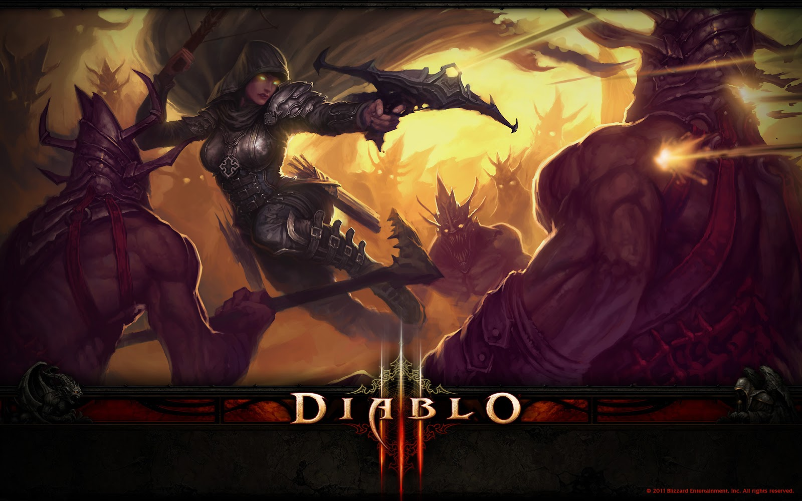 diablo 3 blizzard entertainment The paperback of the diablo iii: book of cain by deckard cain, blizzard entertainment   at barnes & noble free shipping on $25 or more.