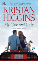 Book cover of My One and Only by Kristan Higgins (contemporary romance novel)