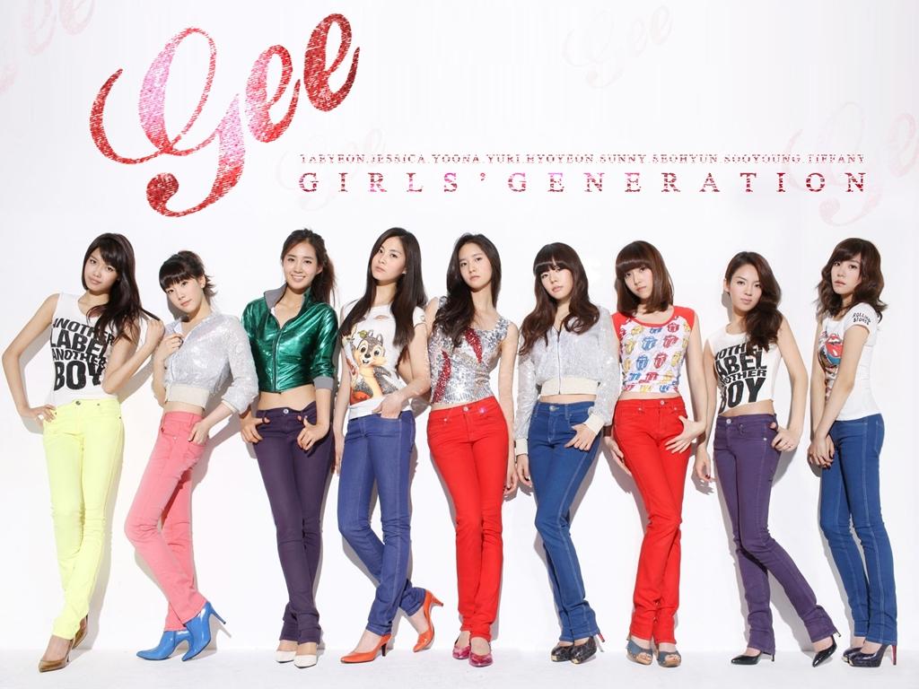 Girls' Generation Gee