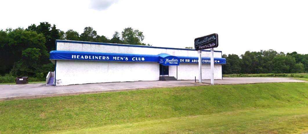 Join told Headlinrs strip club still