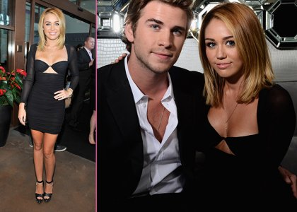 Miley Cyrus & Liam Hemsworth's Night at the 2012 AIF Awards » Gossip