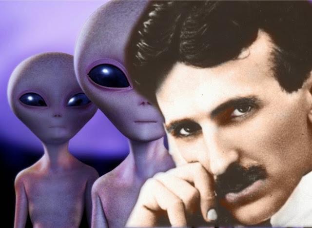 Dix superbes photographies extrêmement rares de Nikola Tesla