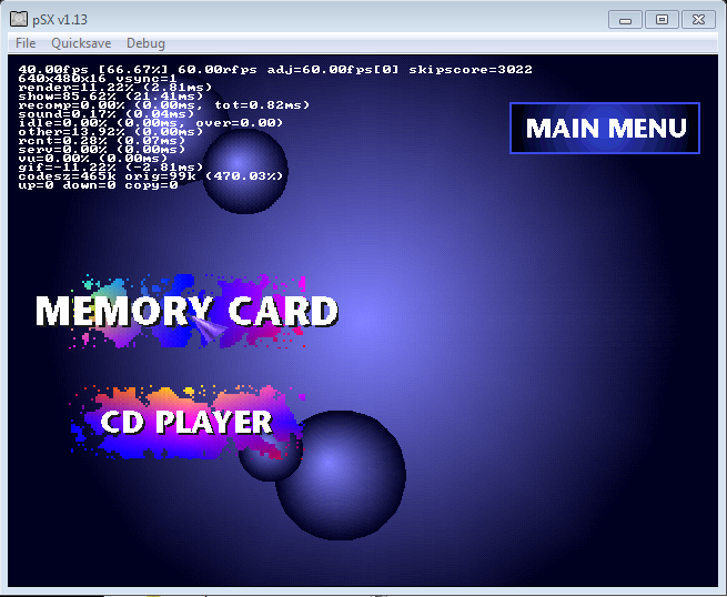 Download Psxfin Psx Emulator 113 Bios Pluginszip
