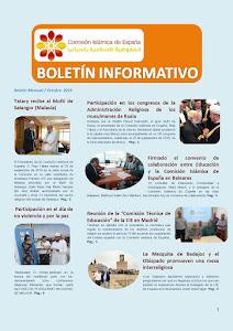 Boletín de la CIE octubre 2019