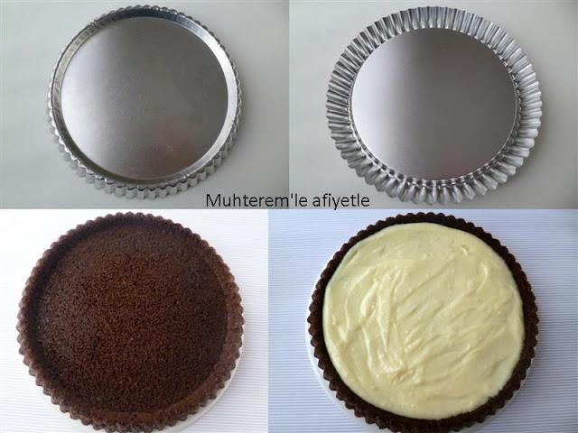 tart kek yapımı