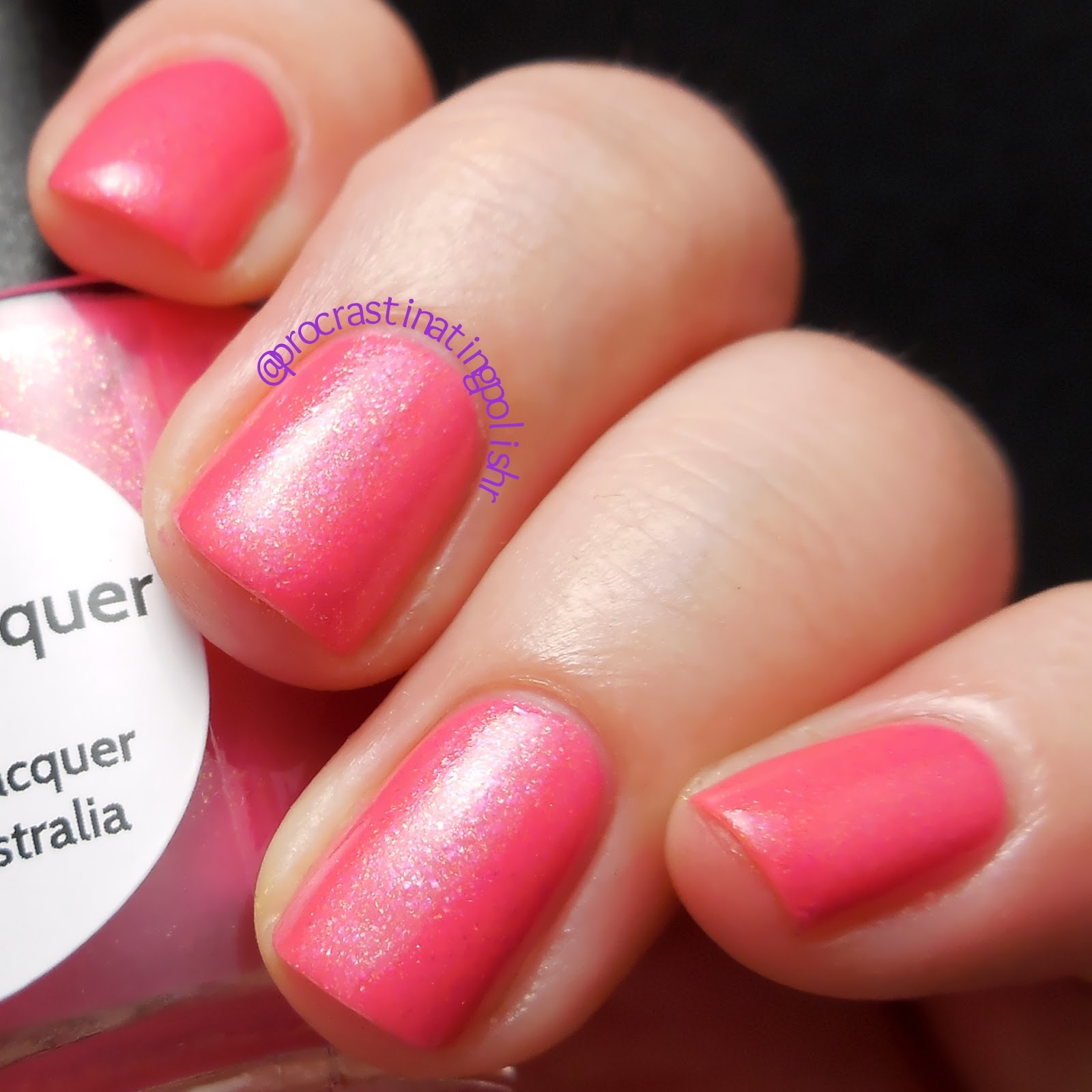 Lilypad Lacquer - Frogalicious
