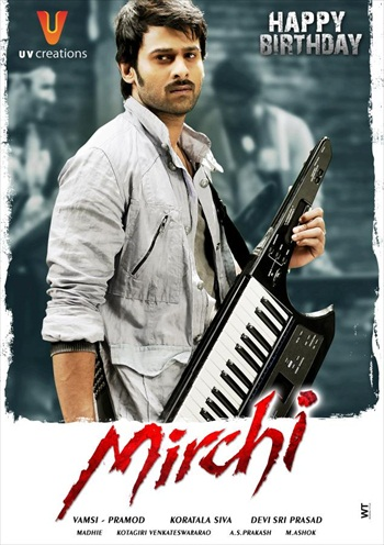 Mirchi 2013 Hindi Dubbed Bluray Download
