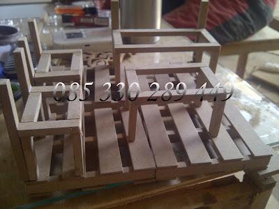 Pembuat Souvenir Pernikahan Dari Limbah kayu