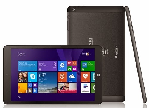 Harga Tablet Advan Vanbook W100 terbaru 2015
