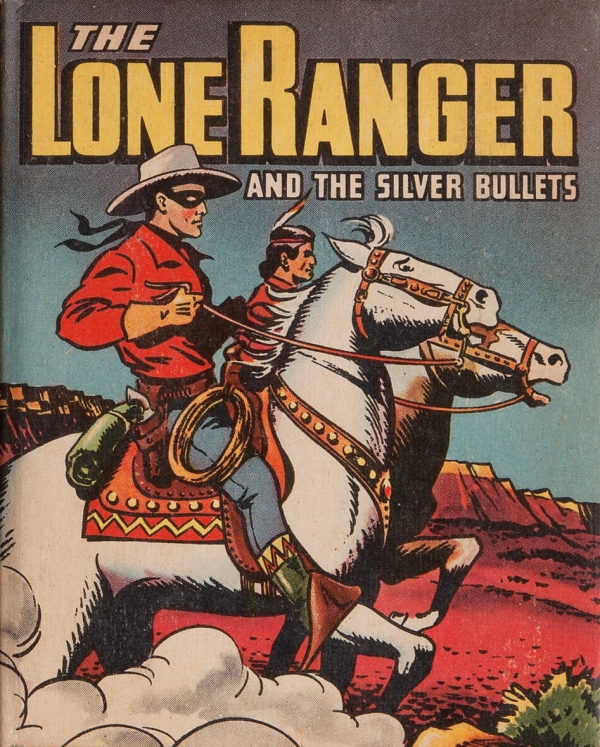 the lone ranger book pdf