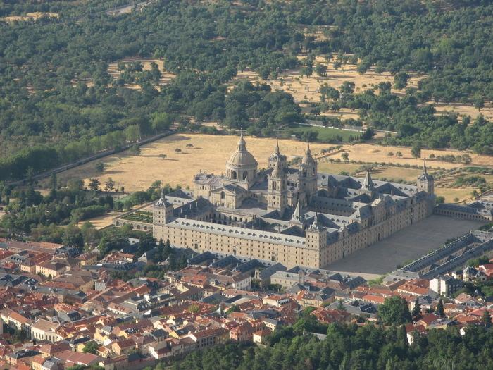 Resultado de imagen de visitas monasterio escorial desde abantos