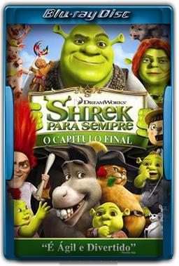 Shrek para Sempre Torrent Dublado