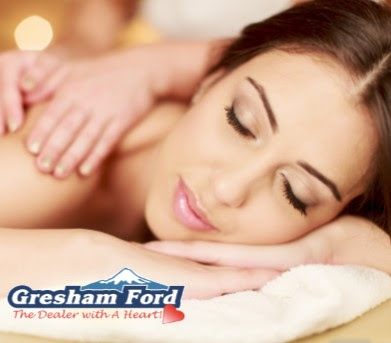 #Giveaway from #GreshamFord