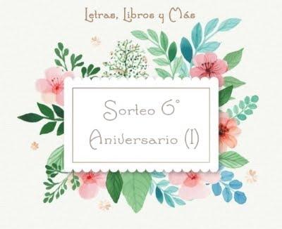 Sorteo 6º aniversario (I)