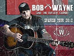 Gira por España de Bow Wayne en abril