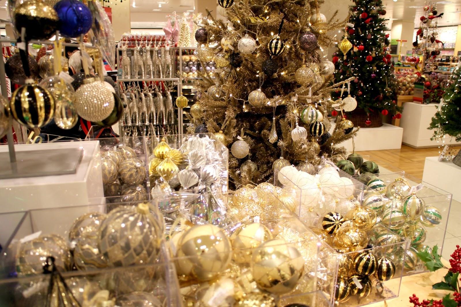 The John Lewis Christmas Shop