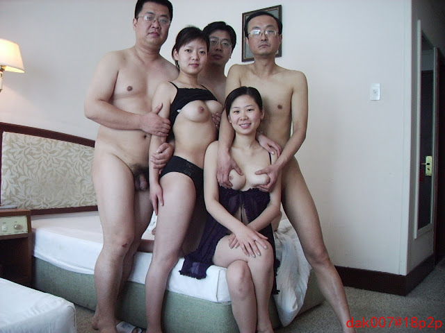 China Communist Party Swingers Sex Orgy Scandal Photos | SexScandals.Us