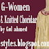 G-Women Shirts & Knitted Choridar | GUL AHMED Special 2 Piece Range Vol-1