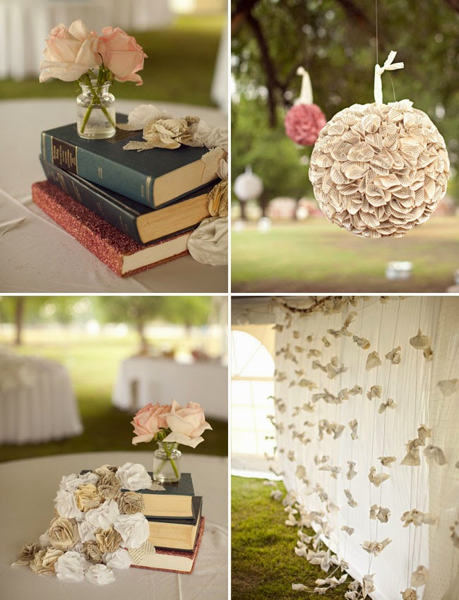 http://greenweddingshoes.com/oklahoma-diy-wedding-book-lovers-rebecca-lucas/