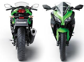 Kawasaki Ninja 250 Injeksi