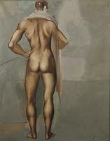 PERE PRUNA Danseur des ballets Diaghilev 1926