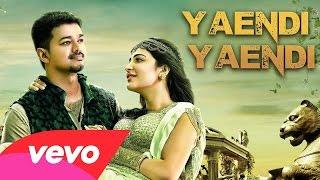 Puli – Yaendi Yaendi Video _ Vijay, Shruti Haasan _ DSP