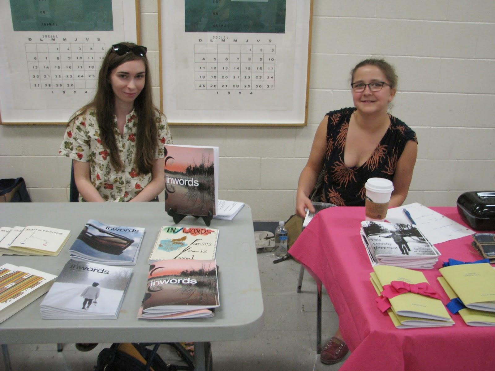 rob mclennans blog Ongoing notes the ottawa small press book fair