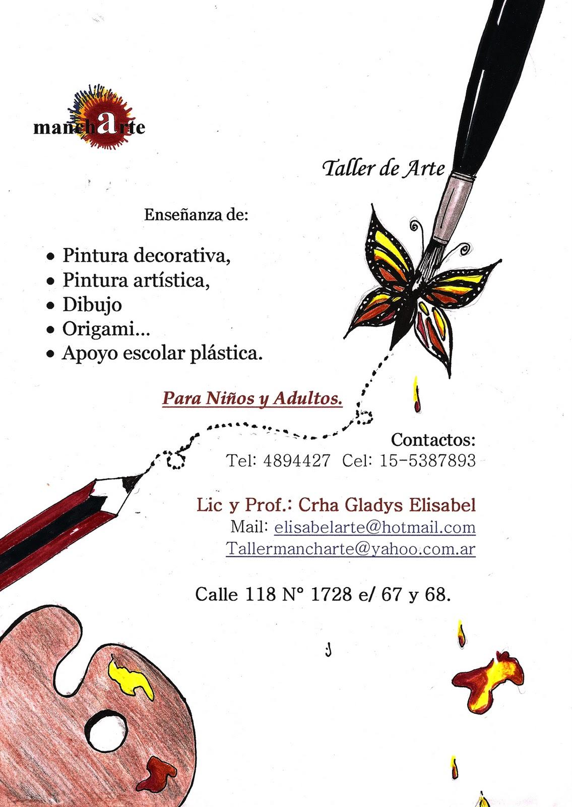 Taller de arte pl stica infantil for Taller de artesanias