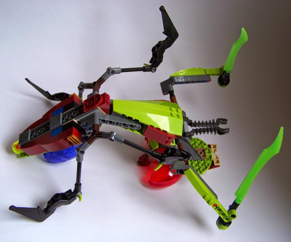LEGO Star Slicer Galaxy Squad