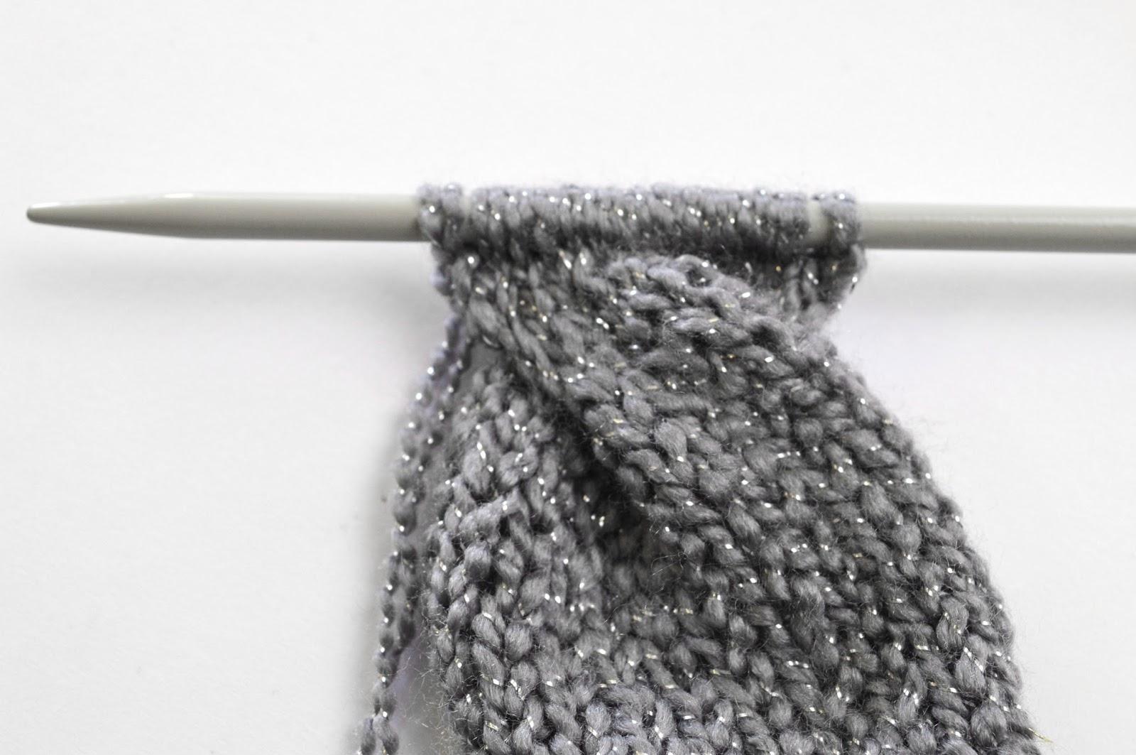 Gabulle in wonderland je d bute le tricot 3 le - Comment faire des torsades au tricot ...