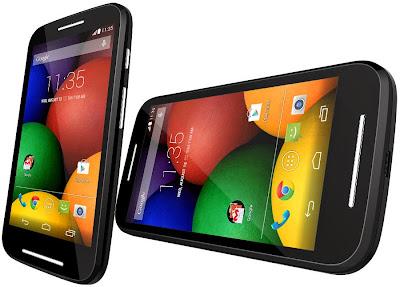 Harga dan Spesifikasi Motorola Moto E
