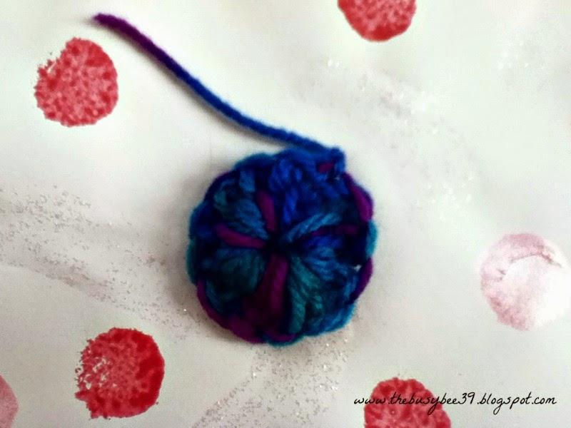 Simple-Crochet-Blanket-Step-1