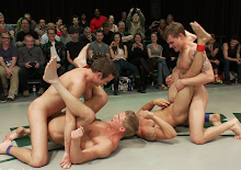Naked Wrestling