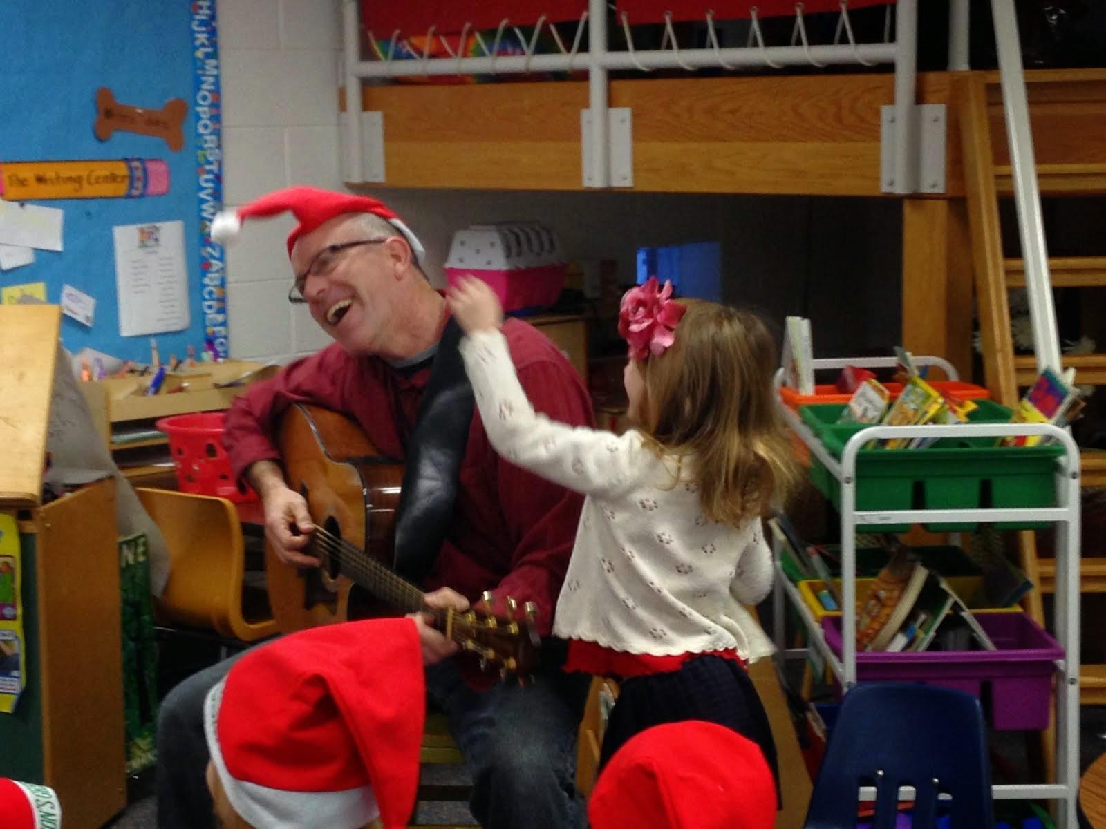 Fun in Ella's Classroom