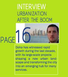 Interview: Qatar Construction Sites, December 2012