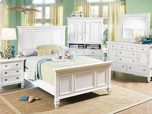 White bedroom set for White bedroom collection