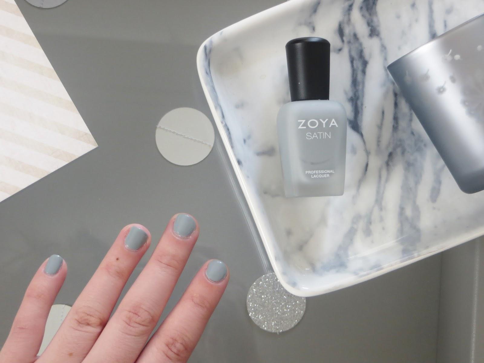 Zoya Nail Polish Tove