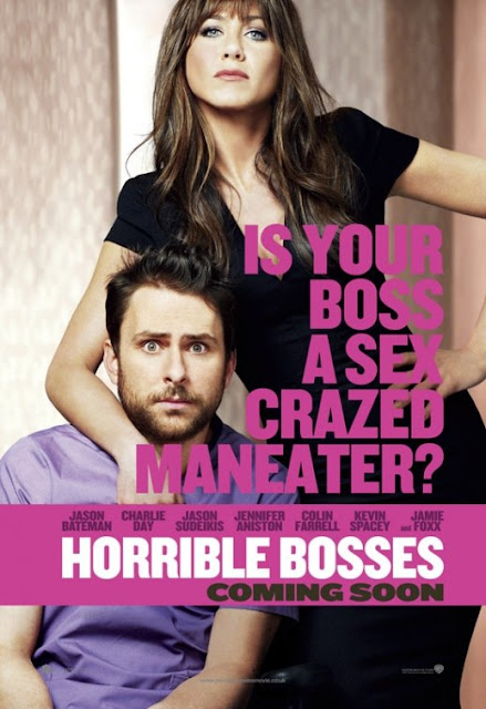 Horrible Bosses, Poster #3