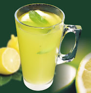 Limonada refrescante y saludable