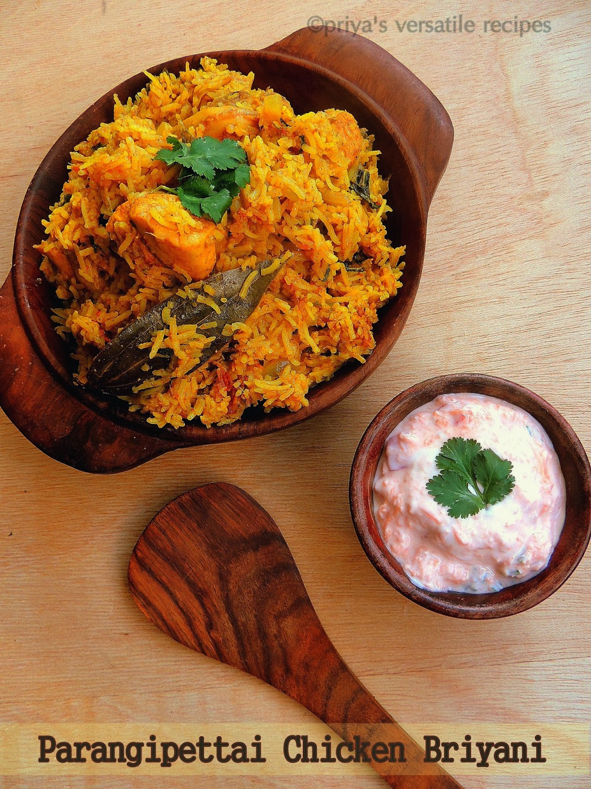 Priyas versatile recipes non veg recipes rice dishes forumfinder Images
