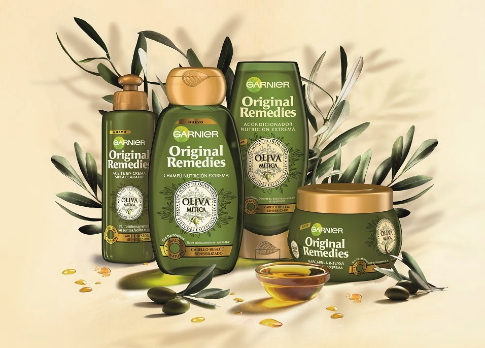 ORIGINAL REMEDIES DE GARNIER, Beauty Hair, Hair Style, Life Style