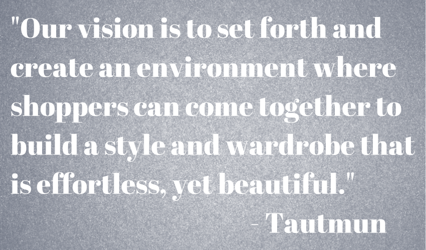 Tautmun online fashion boutique free shipping with no minimum