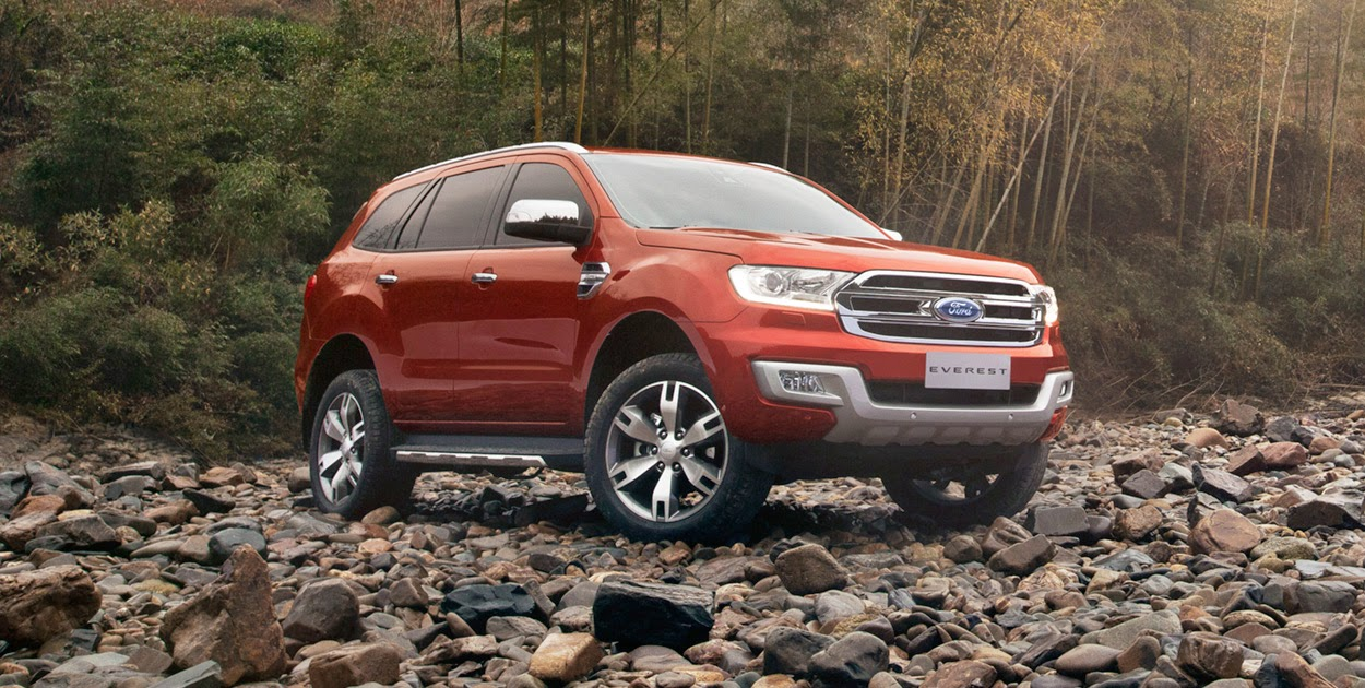 Car profiles ford everest