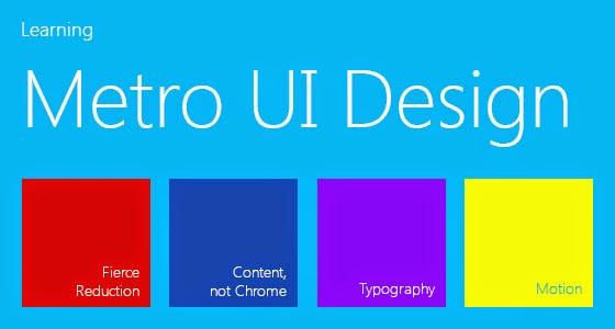 Metro UI Design