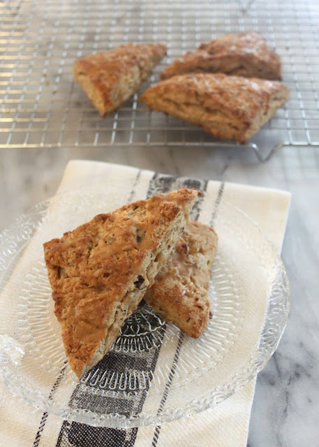 Papered House_Vermont Maple Pecan Scones 2