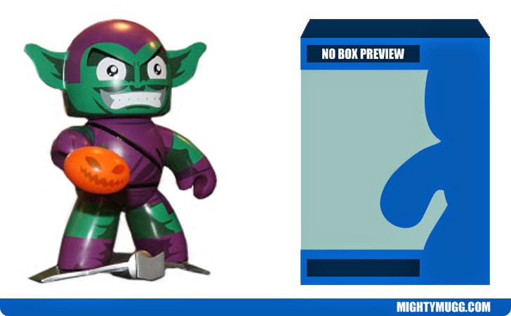 Green Goblin Unreleased Marvel Mighty Muggs