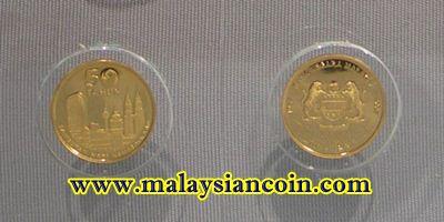 RM100 50 tahun merdeka