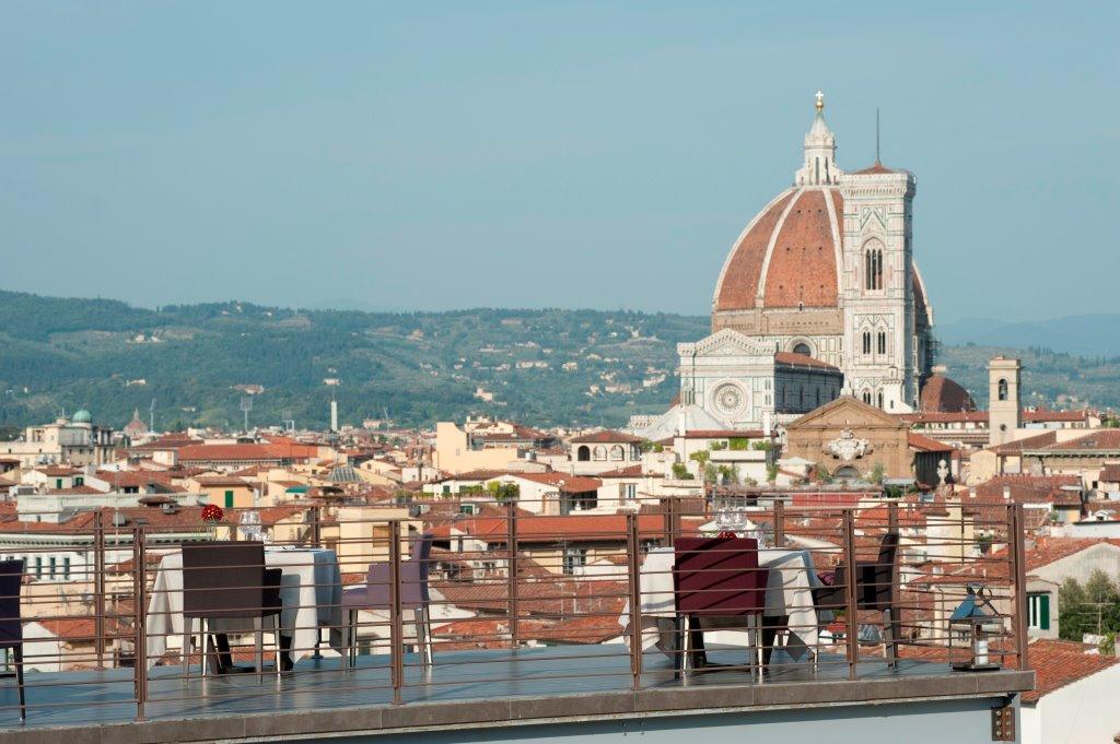 Io Amo Firenze: Il nuovo ristorante sul tetto dell\'hotel Westin ...
