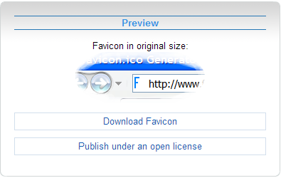 download favicon