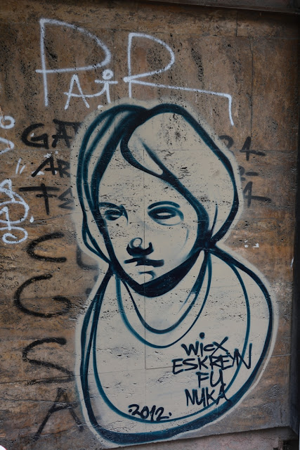 Graffiti Istanbul